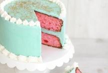 Birthday cake / by Elle Palmer