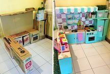 Baby kitchen project