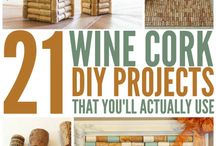 How to reuse wine bottle corks