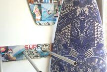 kai ~ @curtokai / surfboard bags