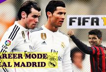 Real Madrid Career Mode