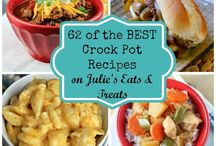 Best of Crock Pot Recipes! / Delicious Crock Pot Recipes for Everyone!