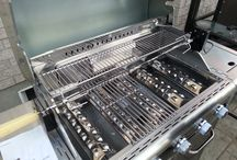 BBQ Assemblies / A few barbeques we've build for our hungry friends