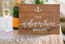 Wedding Day Signage / Inspiration for wedding signs. / by Washingborough Hall Hotel