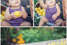 Фотографии 1-го дня рождения