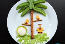 food Art / by M Melanie Thigpen