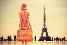 INSPIRELLE's Paris / What's beautiful, charming, hot and happening in Paris