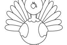 Holiday: Thanksgiving / Speech/Language