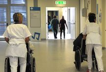 Terzo giorno del trasferimento nel Nuovo Ospedale / Nella mattina trasferiti i degenti dei reparti di Cardiologia e Continuità Assistenziale. Nel pomeriggio i reparti di Geriatria Post Acuzie, Rianimazione, Urologia e Medicina Riabilitativa