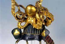 甲冑 / 日本の鎧や兜を集めています。