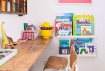 Kids & adult adjoining desk