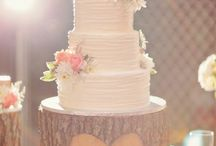 Wedding Cake Stands / Ideas for wedding cake stands of all styles.