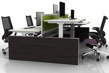 Modern Office Desk Solutions / Our Furniture Design team will help you choose the correct office desk. We have a range of modern, contemporary, executive office desks in a variety of finishes that compliment any office space such as oak, glass or even gloss.