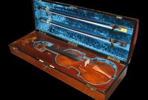 VIOLIN CASES - home made