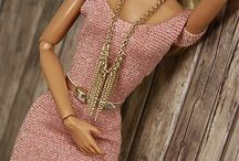 Diva Dolls / Exquisite and stylish dolls, not your average Barbie Doll!