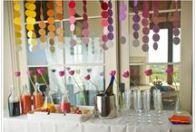 party decor / by Heather Clark
