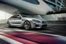 BMW M6 / 560 horsepower drive the M6 Coupe, Gran Coupe, and Convertible.