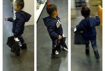 mini me / my daughter, Zoya