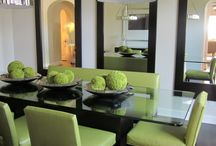 Dining room and kitchen! / by Denise McKinney