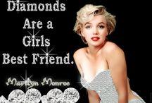 Marilyn Monroe with Yollie / by Yolanda Rios Cardenales