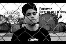 Portavoz líricas♪ / Andi Ferrer Millanao, chileno. Exponente del rap combativo - Rap Latinoamericano.