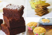 Healthy and Gluten-Free Baking