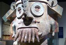 Tlaloc - Chaac - Cocijo: the God who Wears Goggles
