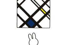 DICK BRUNA_miffy series