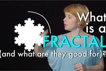 What Is A Fractal (and what are they good for)? / Fractals are complex, never-ending patterns created by repeating mathematical equations. Learn about them from Yuliya, a undergrad in Math at MIT, and learn about all the fractal research that's happening at MIT.