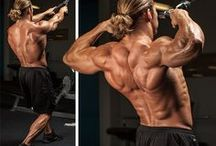Shoulder Workouts / Want to add mass to your shoulders? You're in the right place my friend.