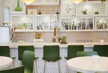 Commercial Interiors. / by Jamie House | Jamie House Design