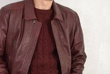 Men's Leather Jackets / Latest Designs from Higgs Leathers