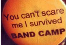 Band ☺️❤️ / by Gabriella Born