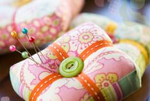 Vintage Fabric Sewing