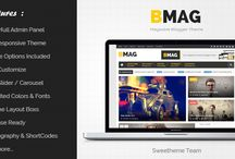 Blogger Responsive Templates/Themes
