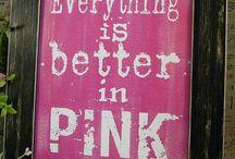 Pink perpetual..