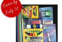 DollarDays - #Back To School Contest / by Barbara Ryan