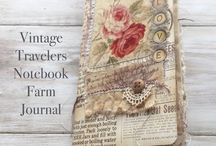 Vintage,Journal
