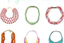 awesome statement jewelry / by Guenevere Day