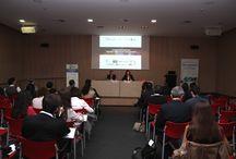 ASAMBLEA GENERAL DE SUSCHEM-España / Aspecto de la asamblea general de SusChem España, celebrada el 30 de septiembre, en el entorno de Expoquimia 2014