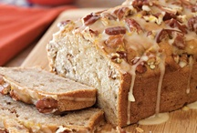 Quick Breads / by Carie Alsene-Dawson