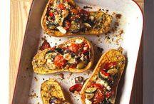 vegetarian recipes / meatfree