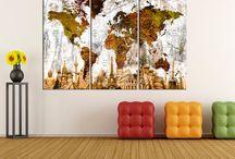 ETSY Wall decor