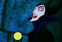 Maleficent and Disney Villians