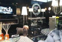 Exhibitions: DOM Inteligentny, Poland / Decoflame has participated in the interior design fair  'DOM Inteligentny' in collaboration with Heban exclusive furniture gallery in Cracow, Poland.