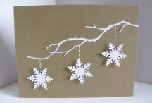 Christmascards diy