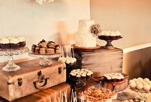 Sweets & treats table