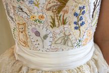 Beautiful Embroidery / Embroidery Style and Inspiration
