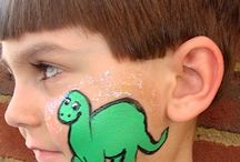 Face painting ideas / by Ourania Tataropoulos