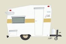 Myrtle Mae / 1968 Shasta Camper